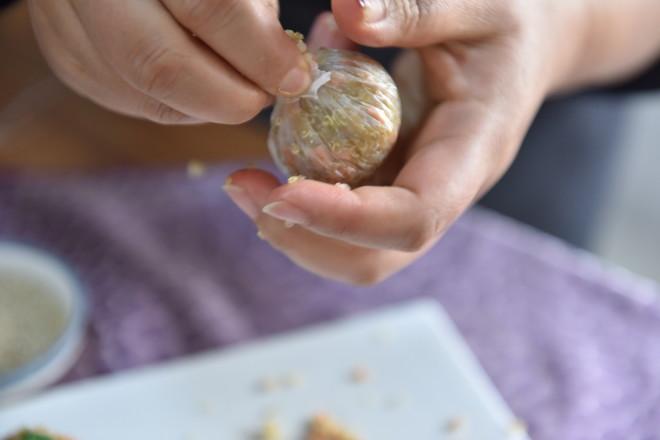 藜麦饭团的简单做法