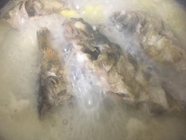 石九公鱼汤成品图