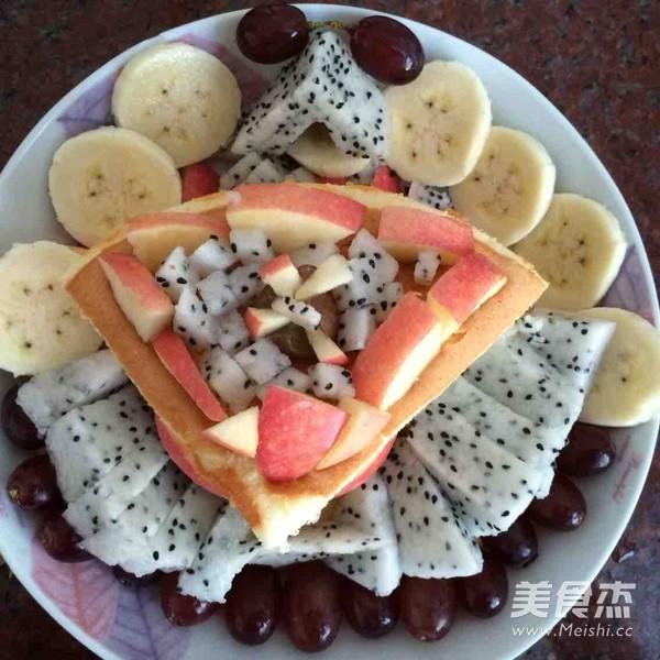 摆水果怎么煮
