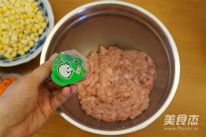 玉米猪肉饺子的家常做法