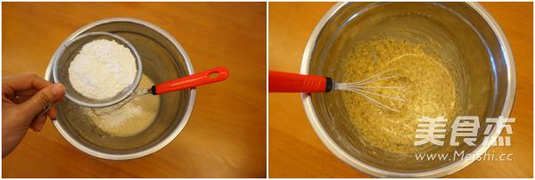 红茶紫薯蛋糕卷的家常做法