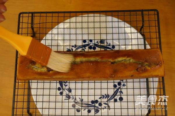 琥珀核桃香蕉磅蛋糕的制作
