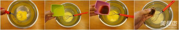 红茶紫薯蛋糕卷的做法图解