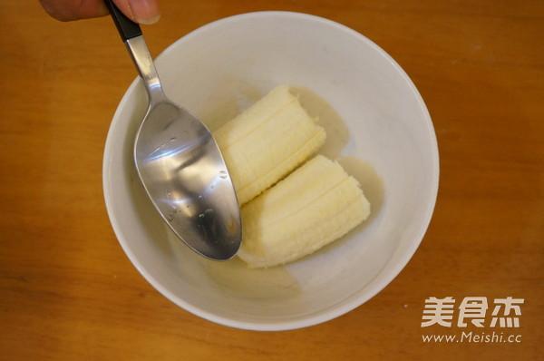 琥珀核桃香蕉磅蛋糕怎么做