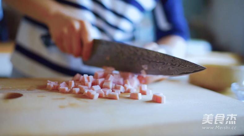 日式土豆沙拉的简单做法
