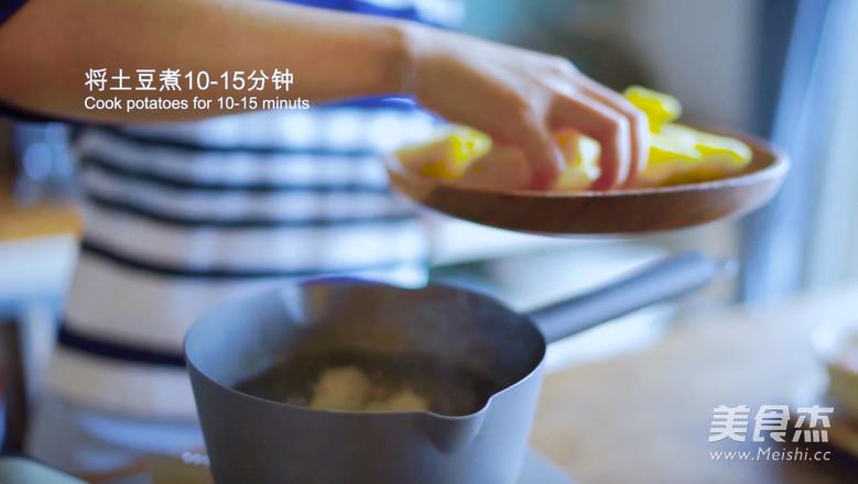 日式土豆沙拉怎么吃
