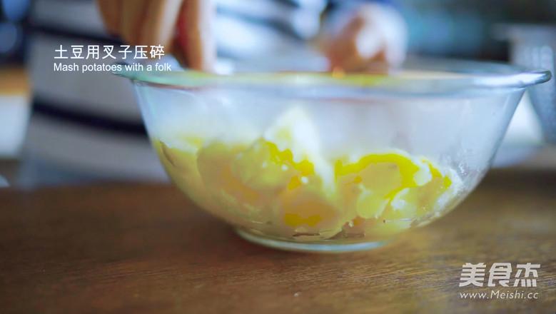 日式土豆沙拉怎么煮