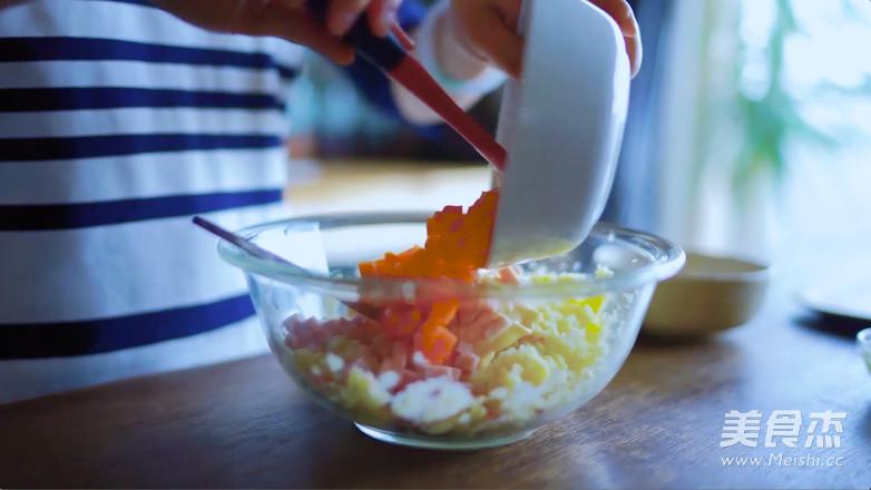 日式土豆沙拉怎么炖