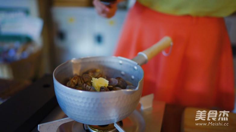 酒蒸蛤蜊与泡盛怎么炒