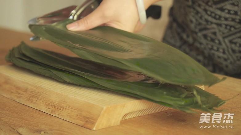 西米水晶粽子的简单做法