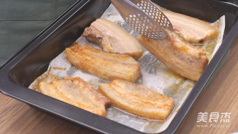 烤猪肉配欧芹酱怎么炒
