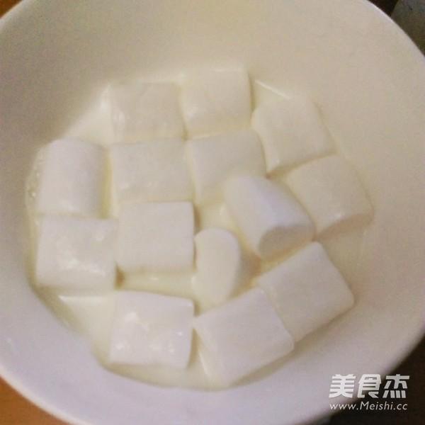 抹茶棉花糖雪糕的做法大全
