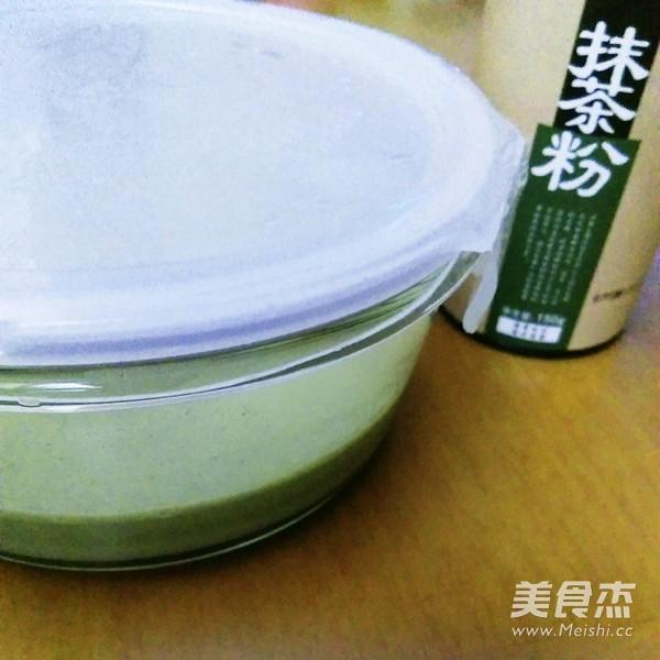 抹茶棉花糖雪糕的简单做法
