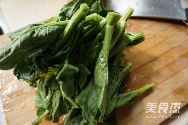 海虾青菜汤的做法大全