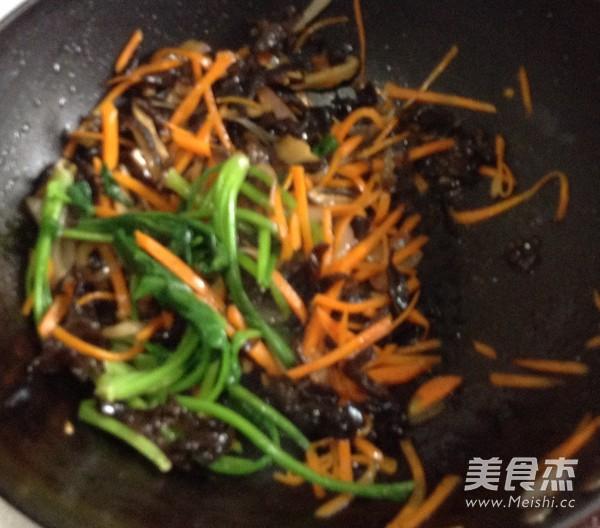 韩式凉拌杂菜怎么炖