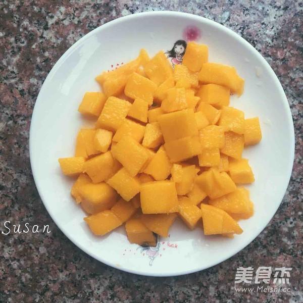 芒果糯米糍怎么煮
