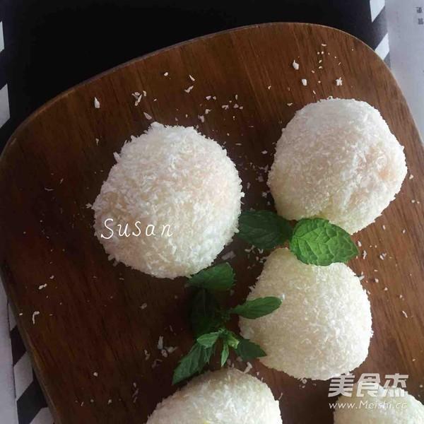芒果糯米糍怎样煮