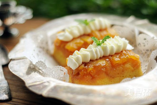 焦糖菠萝反转蛋糕怎样炒
