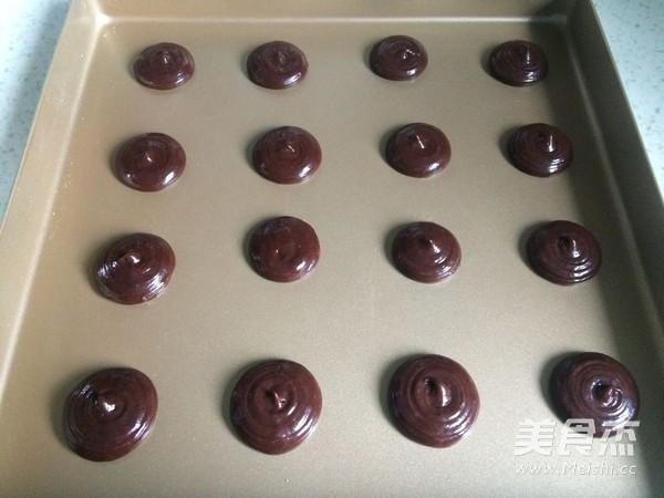 巧克力无比派怎么煮