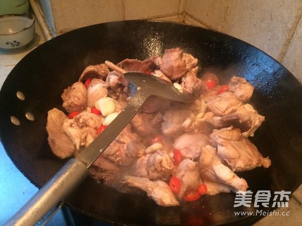 外婆香兔肉怎么炒