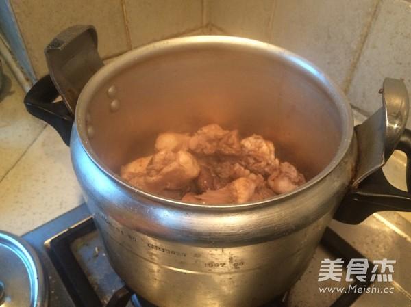 外婆香兔肉怎么煮