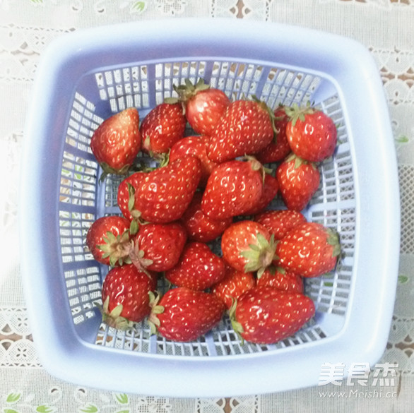 草莓大福的做法大全