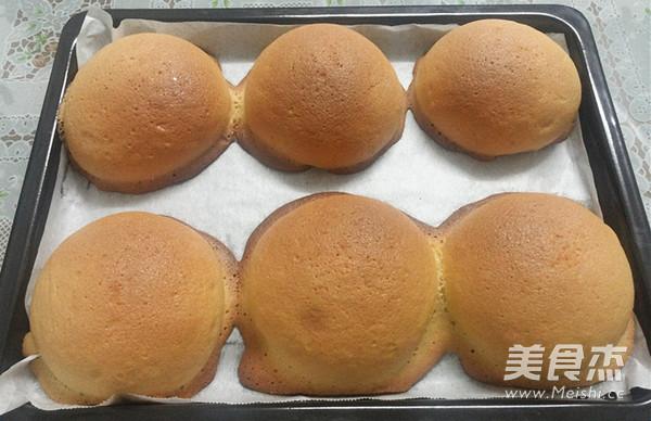 墨西哥红豆沙面包的制作