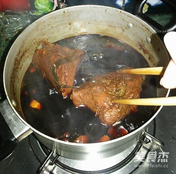 卤牛肉怎样炒