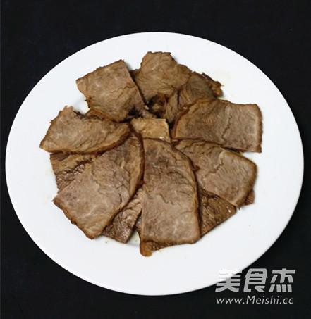 卤牛肉的做法大全