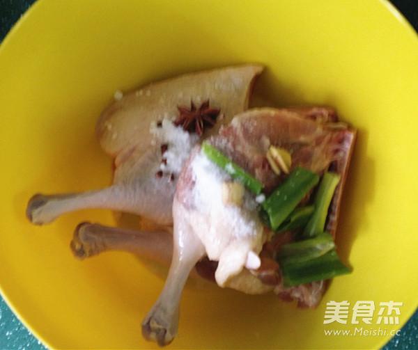 南京盐水鸭的做法图解