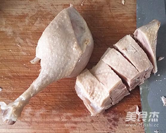 南京盐水鸭怎样炒