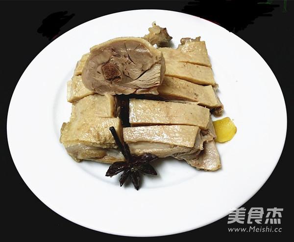 南京盐水鸭怎样煮