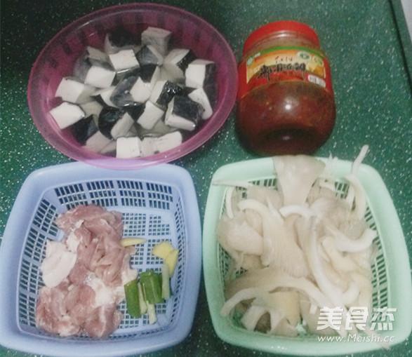 臭豆腐平菇煲的做法大全