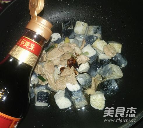 臭豆腐平菇煲怎么煮