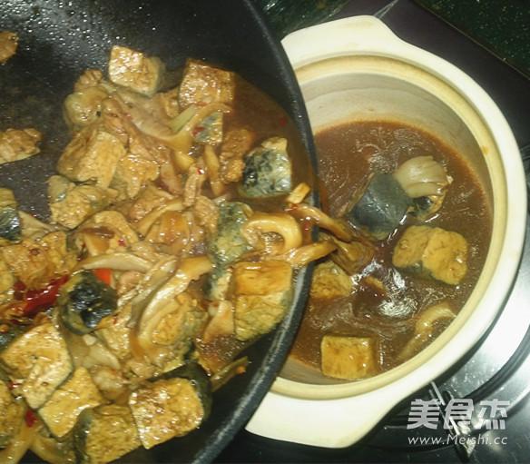 臭豆腐平菇煲怎样煮
