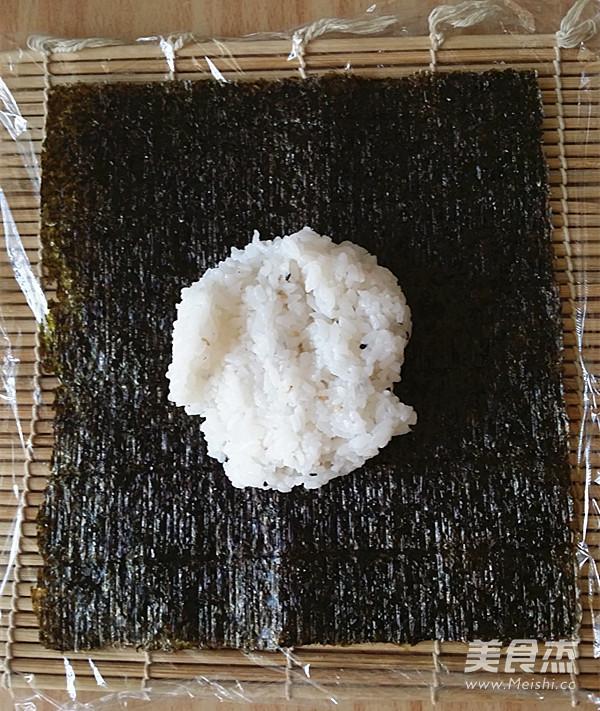 火腿肉松寿司怎么吃