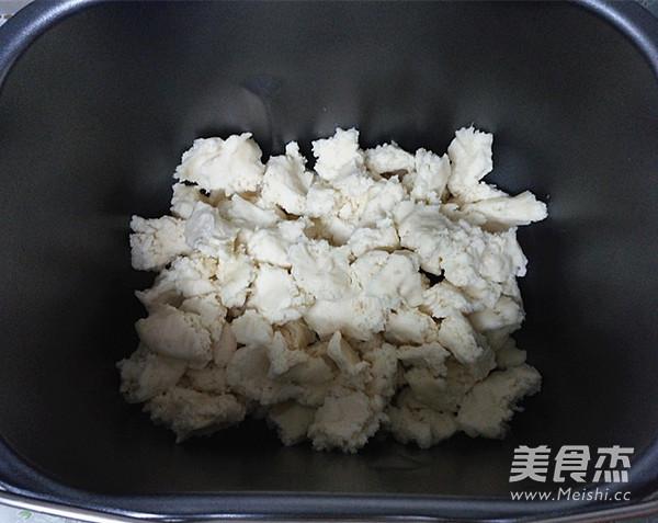 中种酸奶花冠面包的做法大全