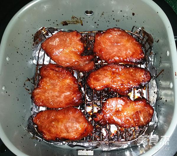 叉烧肉的制作方法