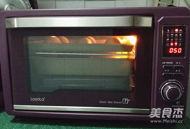 墨西哥紫薯面包怎样煸