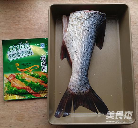 奥尔良烤鱼的做法大全