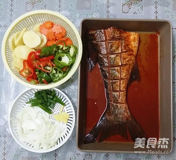 奥尔良烤鱼怎么做