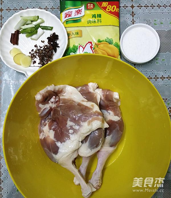 南京盐水鸭的做法大全