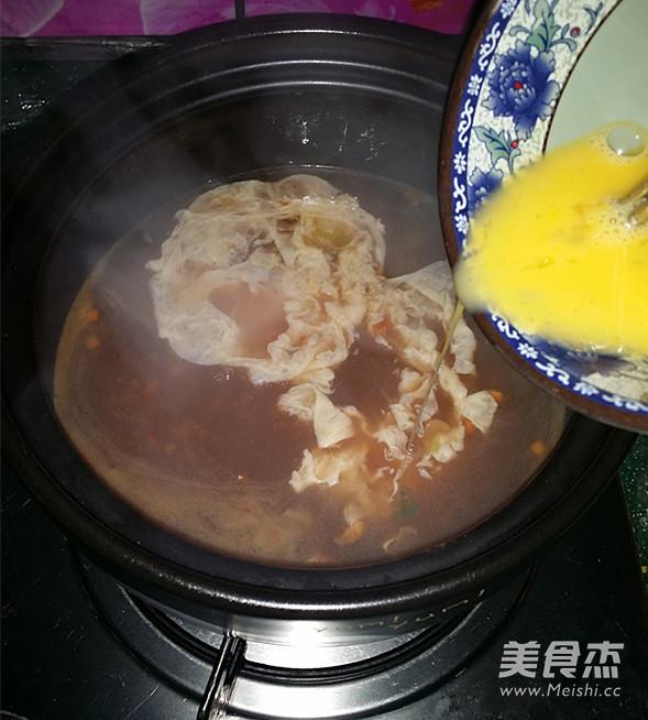 酸辣汤怎么煮