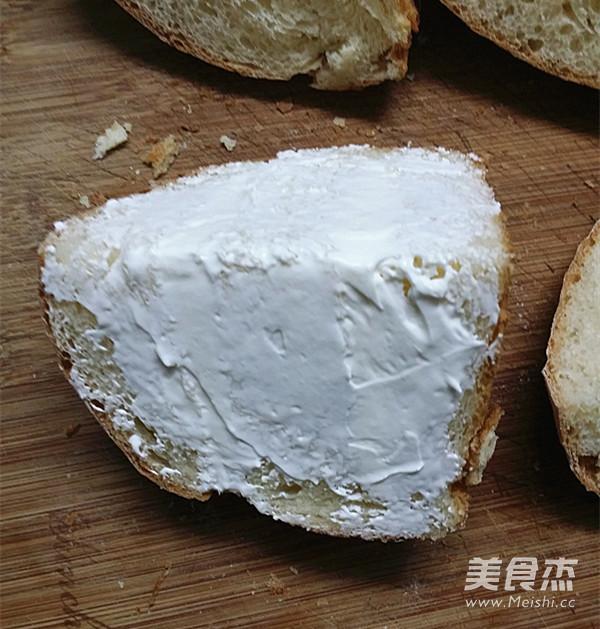 马斯卡彭奶酪包的制作方法