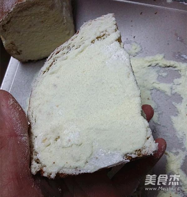 马斯卡彭奶酪包的制作大全