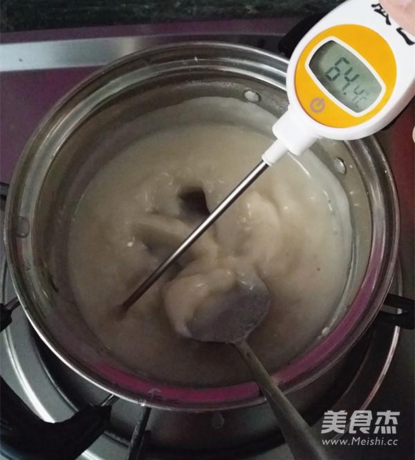黑芝麻吐司(65度汤种)的做法图解