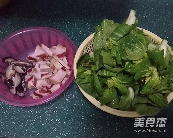 咸肉炒青菜苔的做法大全