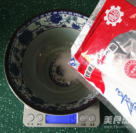 自制老豆腐的步骤