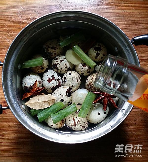 五香鹌鹑蛋怎么吃