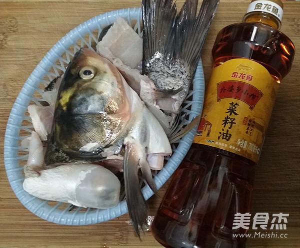 鱼头鱼骨汤的做法大全